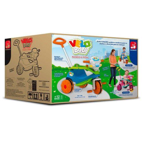 207_Triciclo_Velobaby_de_Passeio_com_Pedal_Gatinha_Bandeirante_2