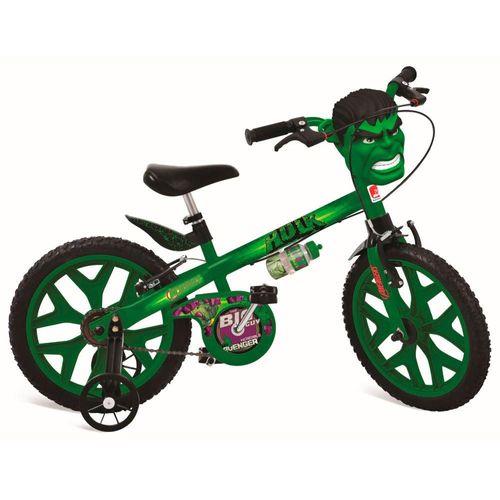 2422_Bicicleta_Infantil_Aro_16_Hulk_Vingadores_Menino_Verde_Bandeirante_1