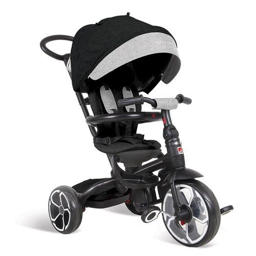 274_Triciclo_de_Passeio_e_Pedal_Smart_Premium_com_Assento_Reversivel_Cinza_Bandeirante