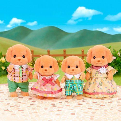 5259_Sylvanian_Families_Familia_dos_Poodles_Toys_Epoch