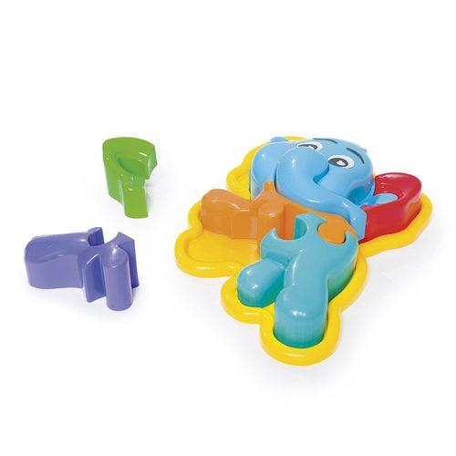 0856_Brinquedo_Pedagogico_Animal_Puzzle_3D_Elefante_Quebra-Cabeca_Calesita_1