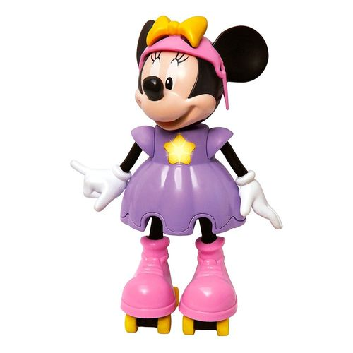 ELK950_Boneca_Minnie_Patinadora_com_Sons_Disney_Elka_1