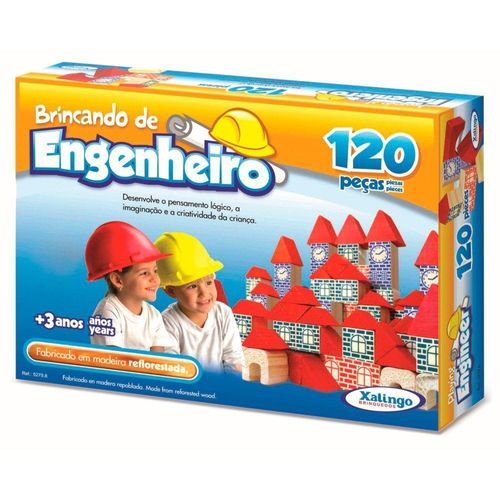5279.8_Blocos_Brincando_de_Engenheiro_120_Pecas_Xalingo