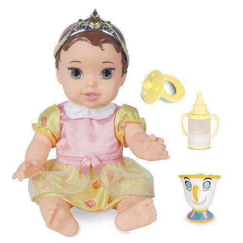 6424_Boneca_Bebe_Princesas_Disney_Baby_Bela_com_Pet_e_Mamadeira_Mimo_1