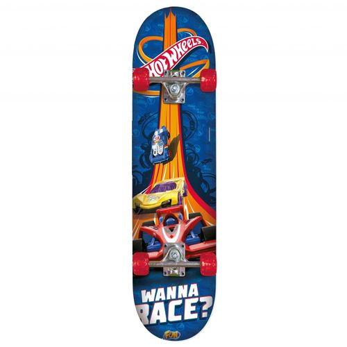 7620-5_Kit_Skate_com_Acessorios_Hot_Wheels_Azul_Fun_1