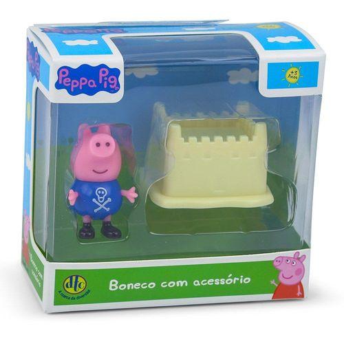 4199_Mini_Figura_com_Acessorio_Peppa_Pig_George_com_Castelo_de_Areia_DTC_2