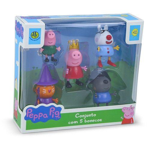 4200_Conjunto_de_Bonecos_Peppa_Pig_5_Personagens_DTC_2