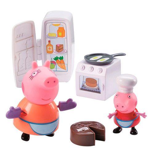 4204_Playset_e_Mini_Figuras_Peppa_Pig_Hora_de_Comer_Cozinha_DTC_1