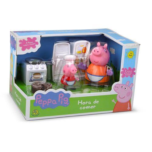 4204_Playset_e_Mini_Figuras_Peppa_Pig_Hora_de_Comer_Cozinha_DTC_2