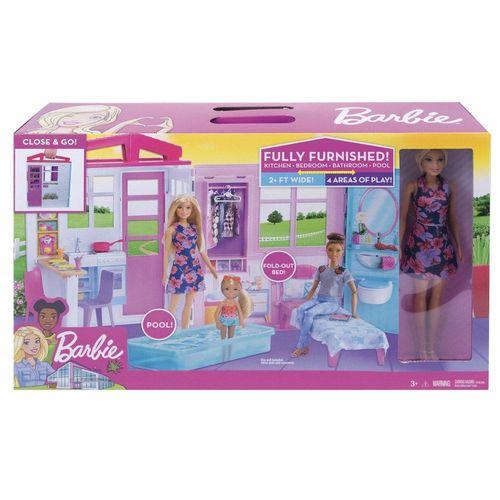 FXG55_Barbie_Casa_de_Boneca_Glam_com_Boneca_Mattel_2