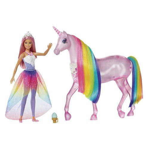 FXT26_Barbie_Unicornio_de_Luzes_Magicas_Dreamtopia_Mattel_1