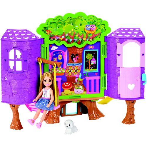 FPF83_Playset_e_Boneca_Barbie_Club_Casa_da_Arvore_da_Chelsea_Mattel_1