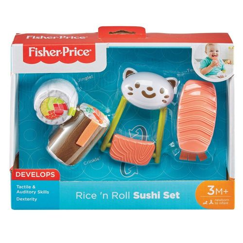 FXC06_Conjunto_de_Mordedores_Meu_Primeiro_Sushi_Fisher-Price_2