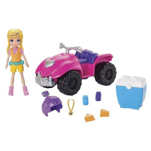 GDM13_Boneca_com_Quadriciclo_Polly_Pocket_Roupas_e_Acessorios_Mattel_1