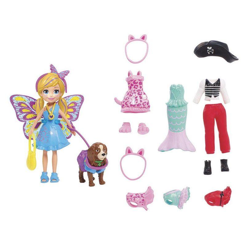 GDM15_Boneca_Polly_Pocket_com_Acessorios_Polly_e_Cachorrinho_Fantasias_Combinadas_Mattel_1