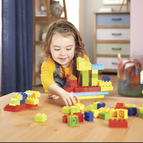 GJD21_Blocos_de_Montar_Mega_Bloks_Junior_Builders_100_Pecas_Mattel_2