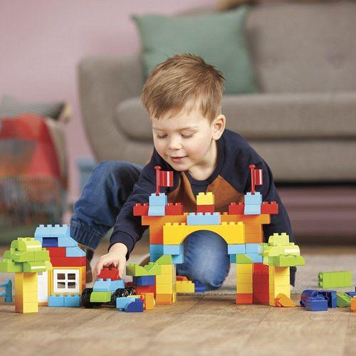 GJD22_Blocos_de_Montar_Mega_Bloks_Junior_Builders_180_Pecas_Mattel_2