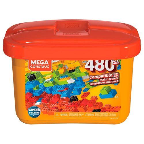 GJD23_Blocos_de_Montar_Mega_Construx_Wonder_Builders_480_Pecas_Mattel