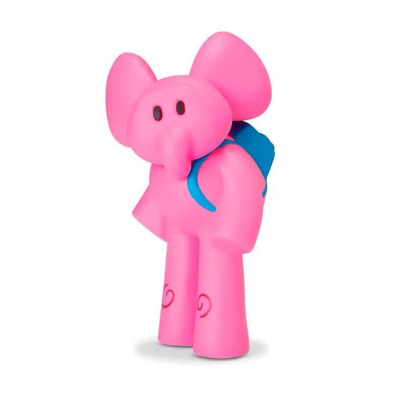 Boneco De Vinil Elefante Elly Turma Do Pocoyo 18 Cm