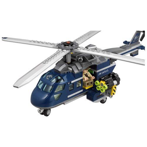 LEGO_Jurassic_World_A_Perseguicao_de_Helicoptero_75928_2