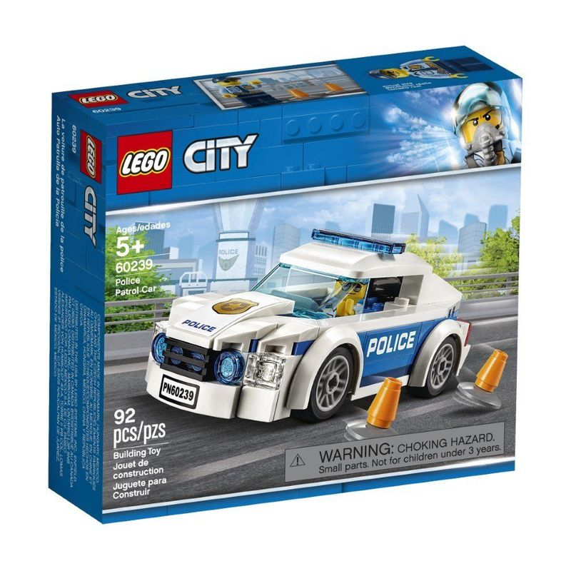 LEGO_City_Carro_Patrulha_de_Policia_60239_1