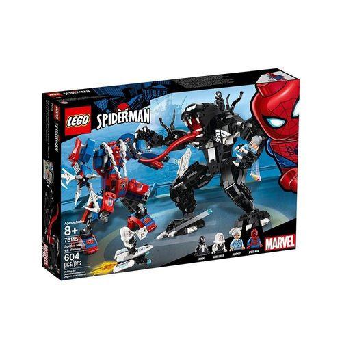 LEGO_Super_Heroes_Homem-Aranha_Robo_Aranha_vs_Venom_76115_1
