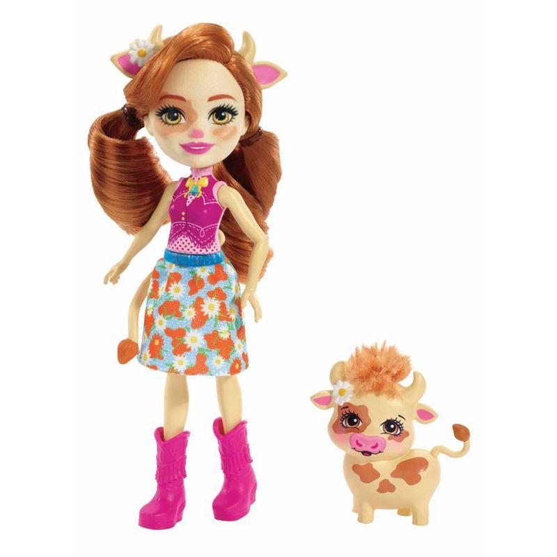 FNH22_Boneca_com_Pet_Enchantimals_Cailey_Cow_e_Curdle_Mattel_1