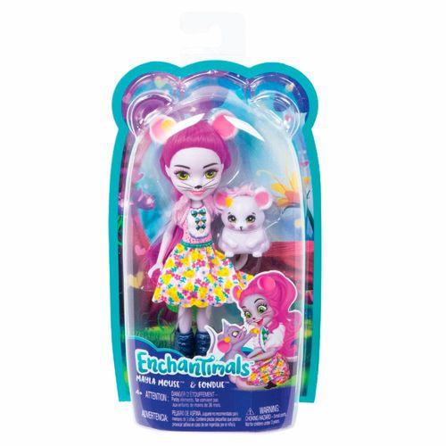 FNH22_Boneca_com_Pet_Enchantimals_Mayla_Mouse_e_Fondue_Mattel_2
