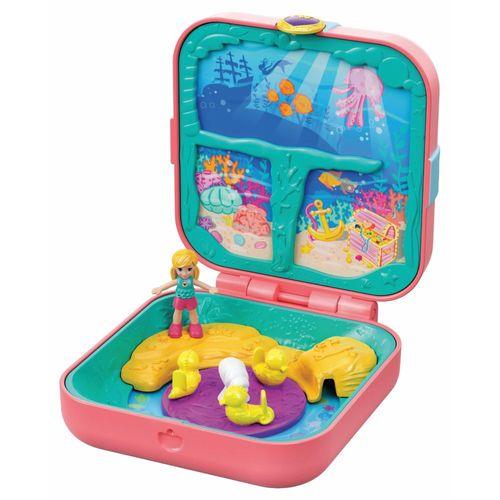 GDK76_Poly_Pocket_Mini_Caixa_Esconderijos_Secretos_com_Boneca_Caverna_da_Sereia_Mattel_1