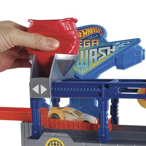 FTB66_Lava_Rapido_Hot_Wheels_Mega_Car_Wash_Mattel_2