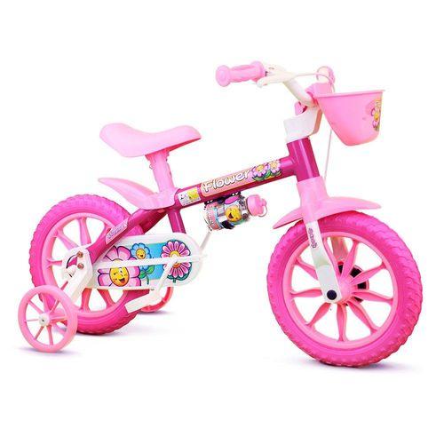 1000101600327_Bicicleta_Infantil_Aro_12_Flower_Menina_Rosa_Nathor_1