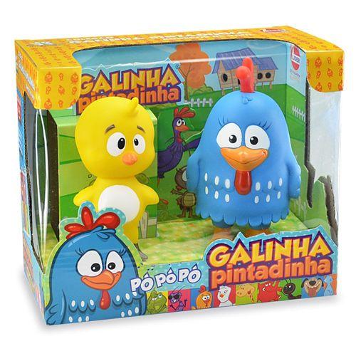 2115_Bonecos_de_Vinil_Dupla_Galinha_Pintadinha_e_Pintinho_Amarelinho_Lider_1