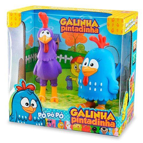 2115_Bonecos_de_Vinil_Dupla_Galinha_Pintadinha_e_Galo_Carijo_Lider_1