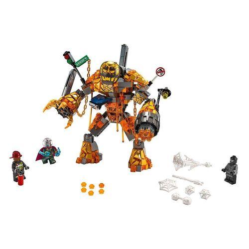 LEGO_Super_Heroes_Marvel_Batalha_Contra_o_Monstro_de_Fogo_Homem-Aranha_76128_2