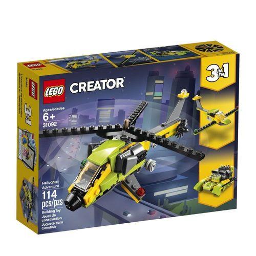 LEGO_Creator_3_em_1_Helicopteros_de_Aventura_31092_1