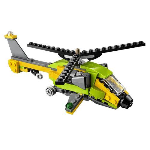 LEGO_Creator_3_em_1_Helicopteros_de_Aventura_31092_2