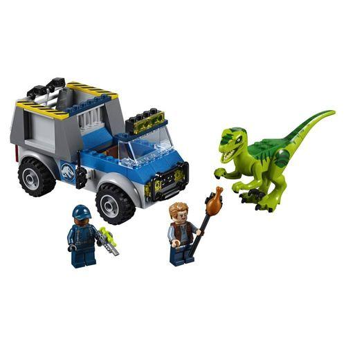 LEGO_Juniors_Caminhao_de_Resgate_de_Raptor_10757_2