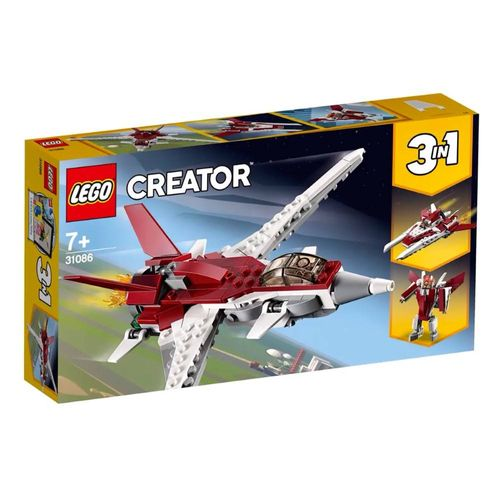 31086_LEGO_Creator_3_em_1_Avioes_Futuristicos_31086_1