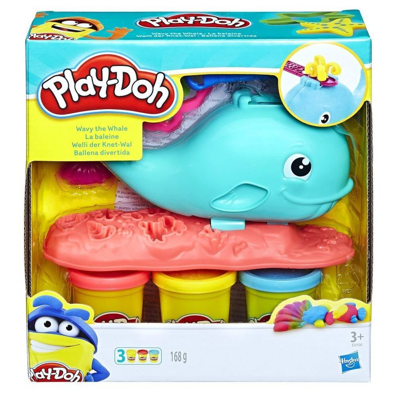 E0100_Massa_de_Modelar_Play-Doh_Baleia_Divertida_Embalagem