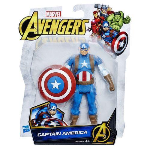 B9939_Mini_Figura_com_Acessorios_Capitao_America_15_cm_Vingadores_Marvel_Hasbro_2