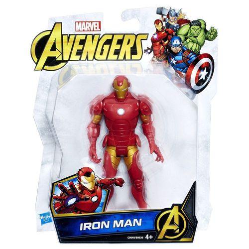 B9939_Mini_Figura_com_Acessorios_Homem_de_Ferro_15_cm_Vingadores_Marvel_Hasbro_2