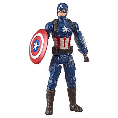 E3919_Figura_de_Acao_Capitao_America_30_cm_Titan_Hero_Vingadores_Hasbro_1