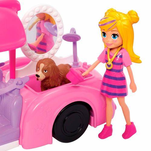 GDM08_Polly_Pocket_Veiculo_Banho_de_Cachorrinhos_Mattel_2