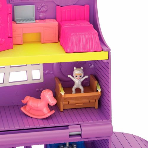GFP42_Playset_e_Boneca_Polly_Pocket_Pollyville_Casa_da_Polly_Mattel_2