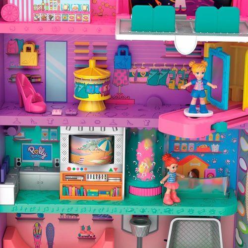 GFP89_Playset_e_Mini_Boneca_Polly_Pocket_Pollyville_Mega_Shopping_Mattel_2