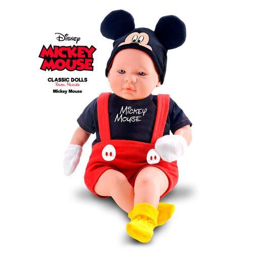 5161_Boneca_Bebe_Recem-Nascido_Mickey_Disney_Roma_1