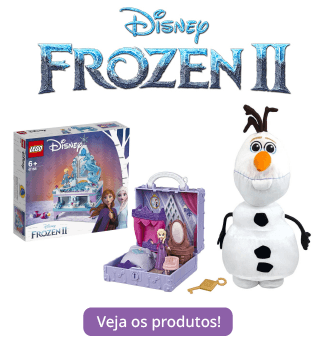 Mobile Lançamento Frozen 2