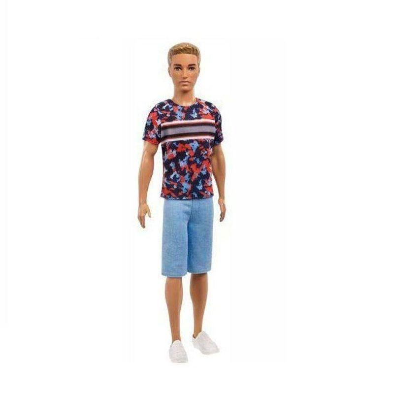 DWK44_Boneco_Ken_Fashionistas_Bermuda_Azul_118_Barbie_Mattel_1