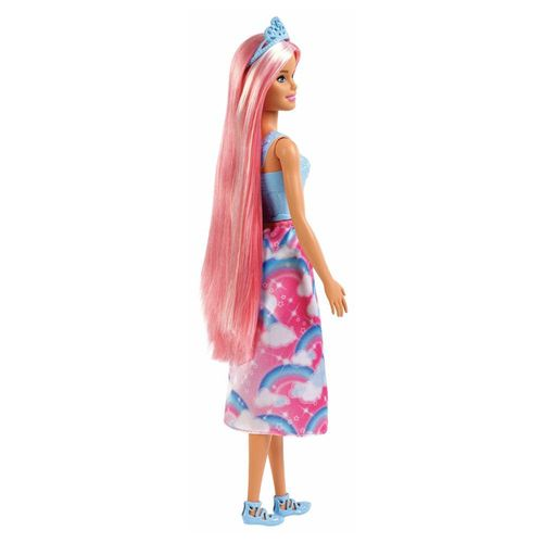 FXR94_Boneca_Barbie_Barbie_Dreamtopia_Penteados_Magicos_Cabelo_Rosa_Mattel_7