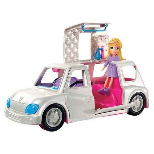 GDM19_Mini_Boneca_Polly_Pocket_Polly_com_Veiculo_Limousine_Fashion_Mattel_5